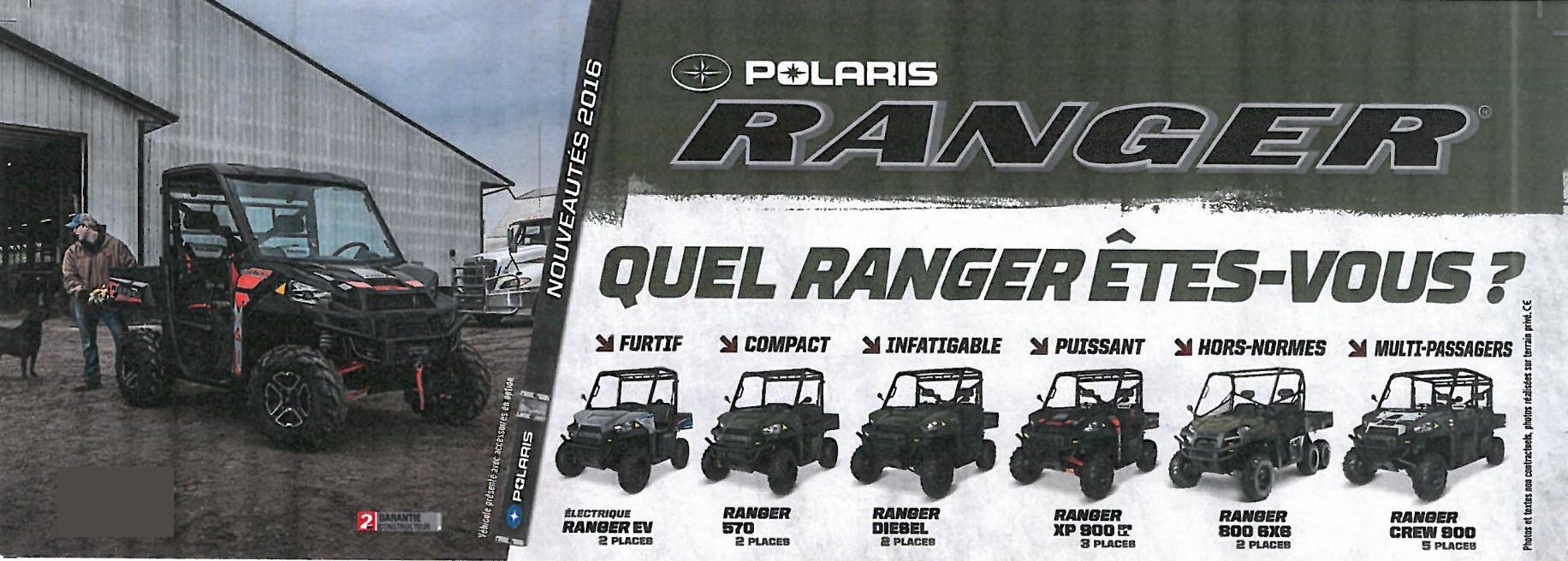 Polaris Ranger